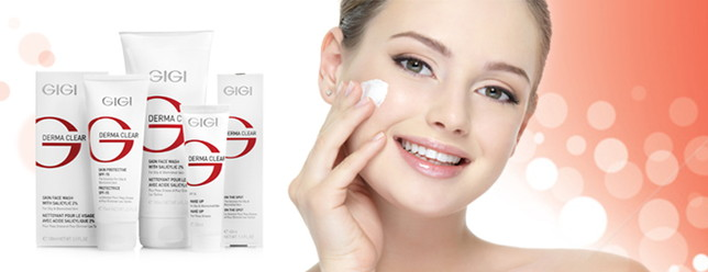 GIGI COSMETIC DERMA CLEAR