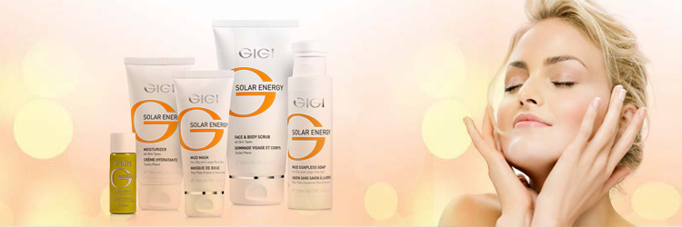 GIGI COSMETIC SOLAR ENERGY